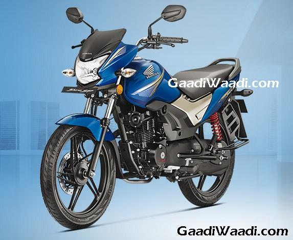 honda cb shine sp fuel tank image. Honda CB Shine SP 125 blue