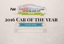 2016 GaadiWaadi Viewer's Choice Awards