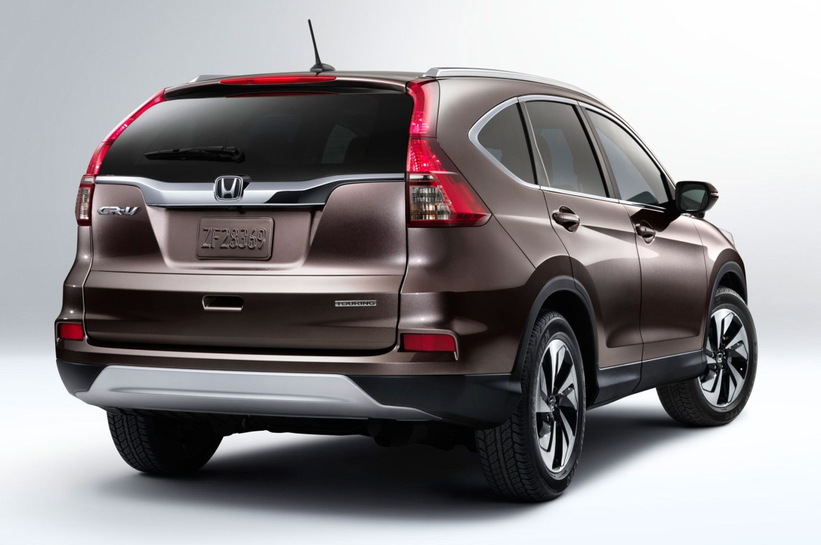 2016 Honda Crv 7 Seater Spied For The First Time India