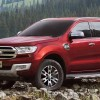 2016 Ford endeavour front pics