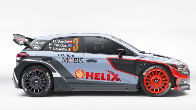 2016 hyundai i20 wrc rally car unveiled latest car news bikes news reviews. Black Bedroom Furniture Sets. Home Design Ideas