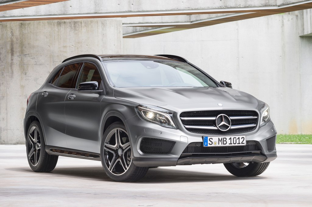 2016 Mercedes Benz Gla India Update