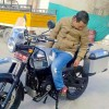 Royal Enfield Himalayan Production Version Spotted