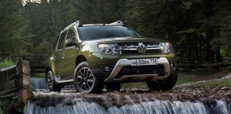2016 renault duster facelift wallpaper