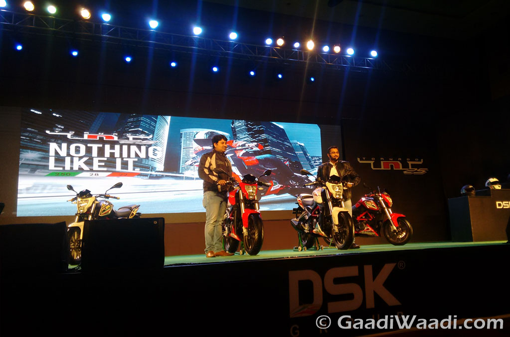Benelli TNT 25 Launched in India-1-3