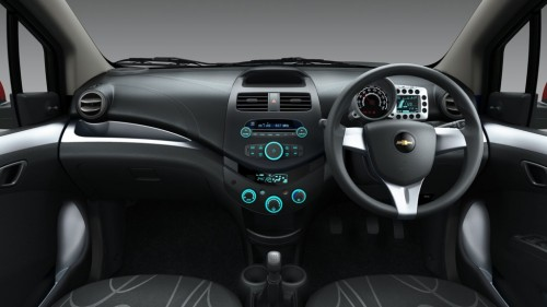Chevrolet-Beat_Interior
