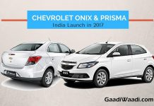 Chevrolet Onix & Prisma