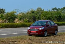 Ford Figo Aspire Road Test Review