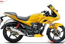 Hero karizma r discontinued