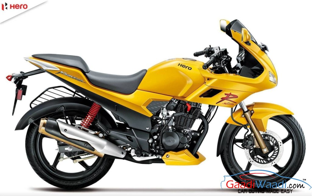 Scoop Hero Karizma R And Zmr Discontinued In India Gaadiwaadi