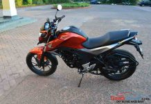 Honda CB Hornet 160 R Launched in India (9)