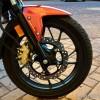 Honda CB Hornet 160R front disc