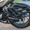 Honda CB Hornet 160R rear alloywheel