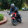 Honda CB Hornet 160r First Ride Review-4