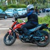 Honda CB Hornet 160r First Ride Review-5