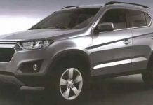 India-bound Chevrolet Niva Patent Images Leaked