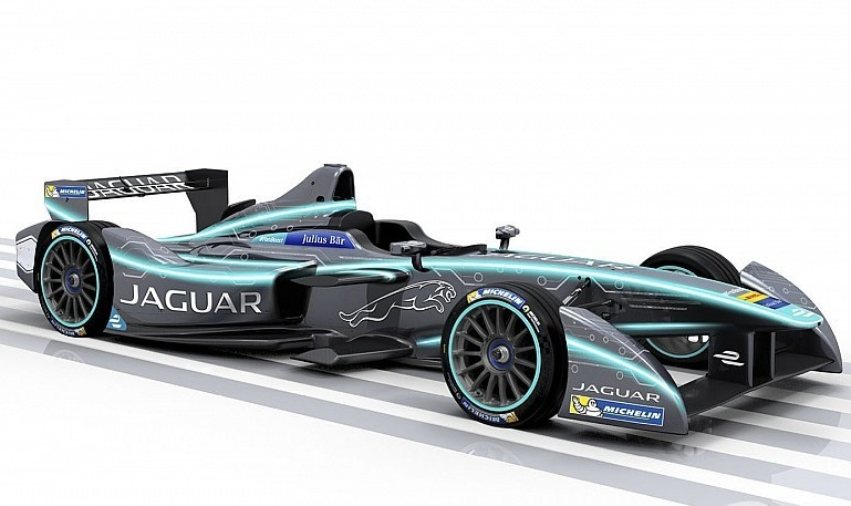 Jaguar Re-enter into International Racing