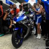 Jorge Lorenzo Rides Yamaha R3 with Customers -6