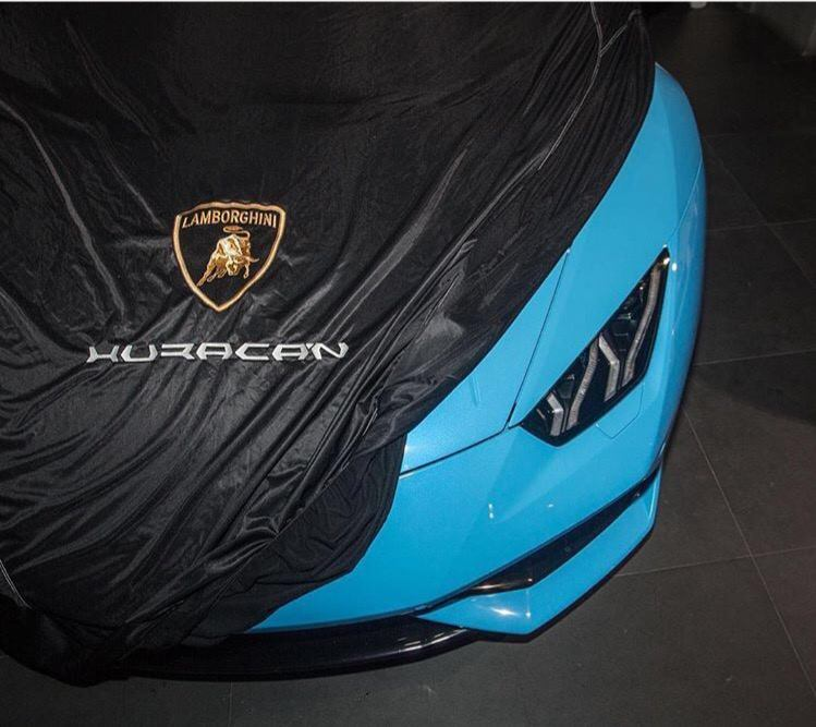 lamborghini huracan spyder lp 610 4 india launch soon teased latest car news. Black Bedroom Furniture Sets. Home Design Ideas