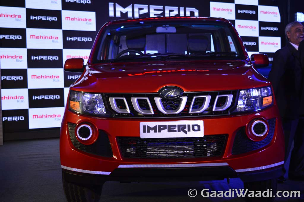 mahindra new car releaseMahindra Imperio Launched in India  Specs Price Mileage