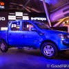 Mahindra Imperio double cab blue colour