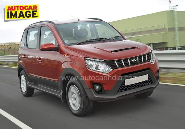 Mahindra-Quanto-facelift-rendering-india