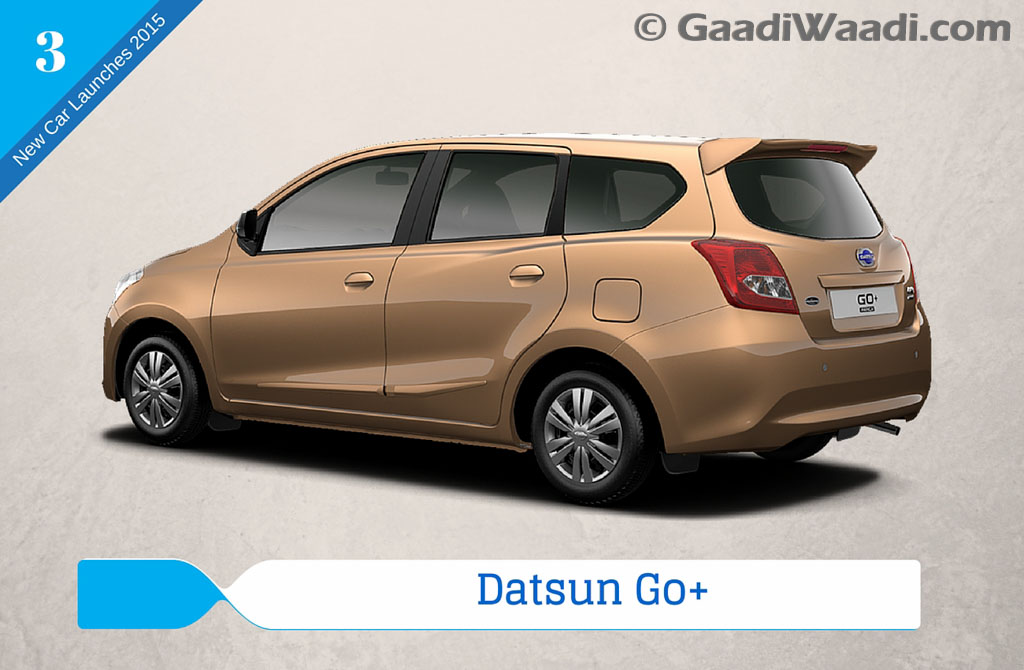 new car releases in 2015 indiaNew Car Launches in 2015 in India Datsun go  Gaadiwaadicom