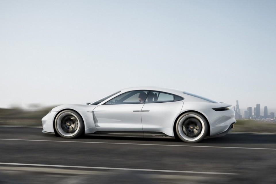 Porsche-Mission-E-Concept