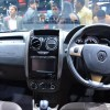 Renault Duster Facelift AMT interior