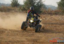 Suzuki 250 ATV Ozark India