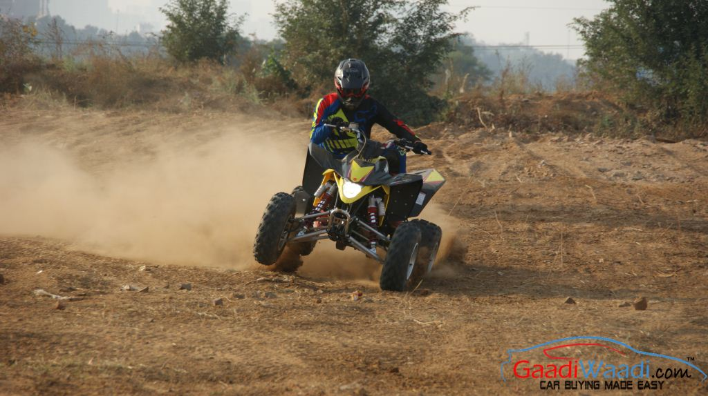 Suzuki 250 ATV Ozark India