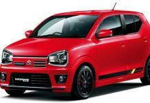 Suzuki Alto Works Front