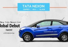 Tata Nexon Rendering image