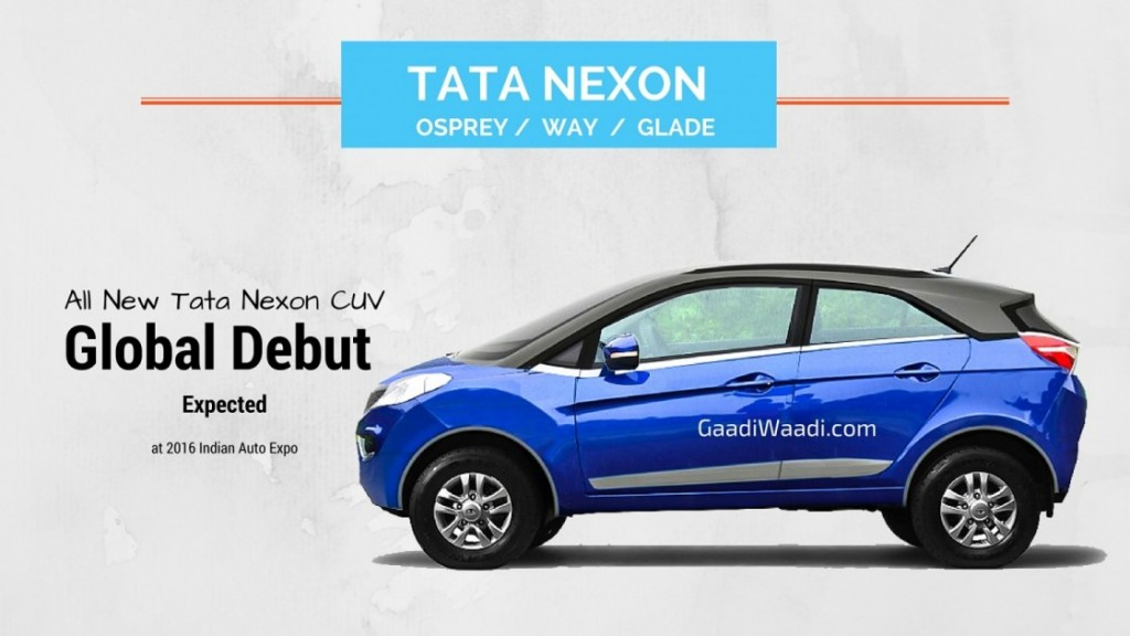 Tata To Showcase 20 Models At The 2016 Auto Expo