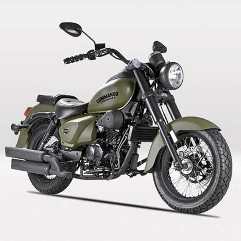 UM Renegade ... Ducati India Pvt Ltd