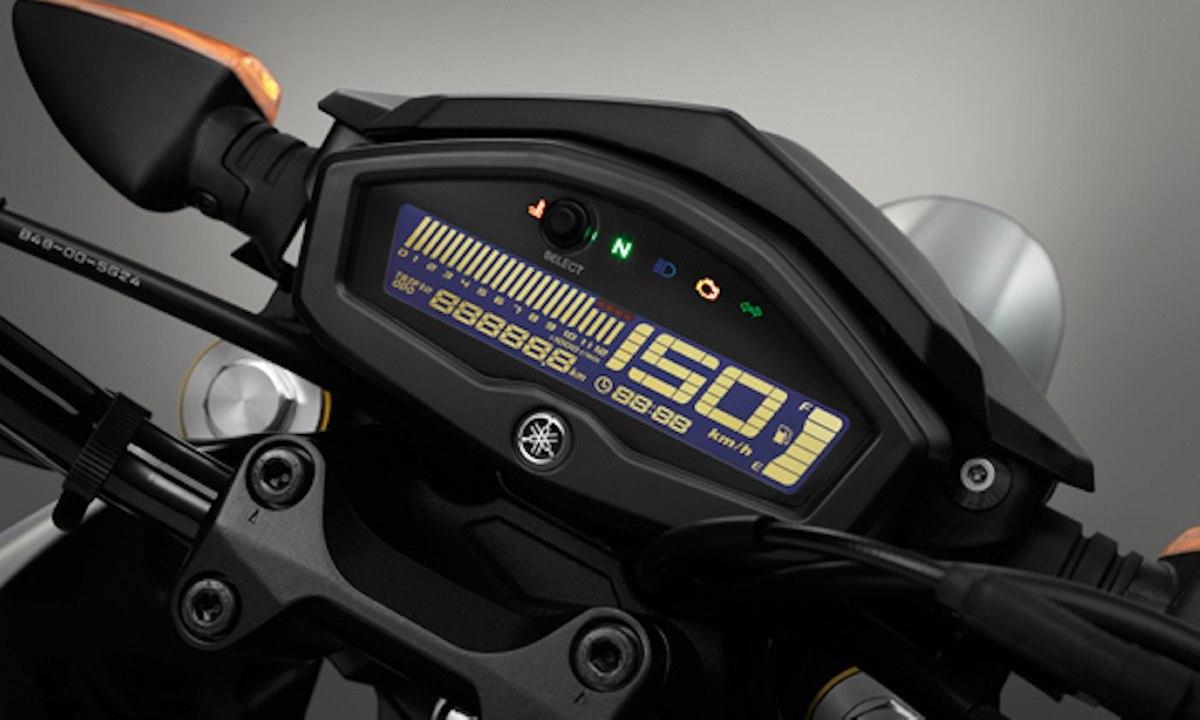 Yamaha Raider Custom Speedometer