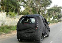 mahindra Four-door E2O