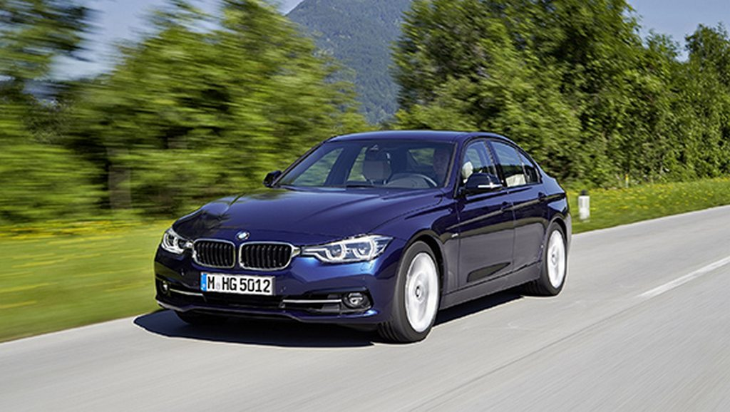 2016 bmw 3 series diesel launched in india at starting price of rs lakh. Black Bedroom Furniture Sets. Home Design Ideas
