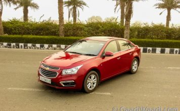 2016 Chevrolet Cruze Review India