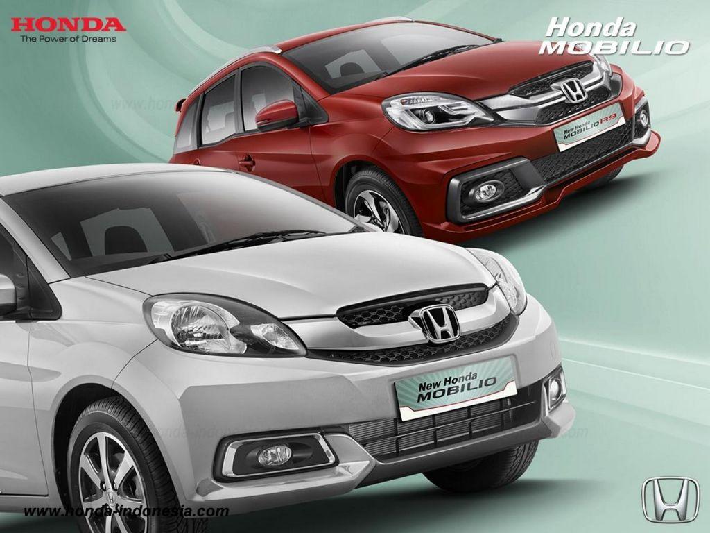 2016 Honda Mobilio Front fascia