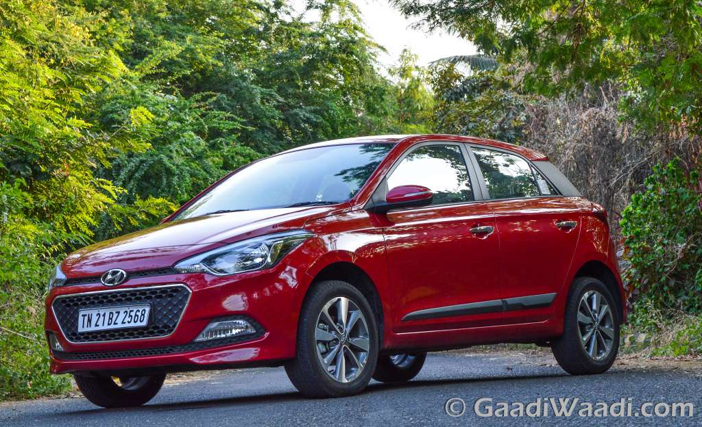 2016 Hyundai Elite I20 Avn Review Road Test Gaadiwaadi