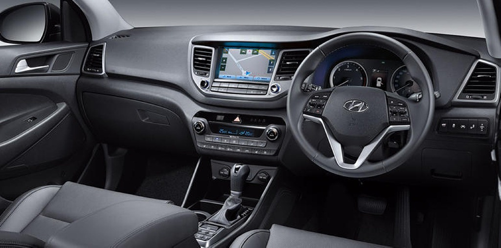 Hyundai Tucson Price >> 2016 Hyundai Tucson India Debut At 2016 Auto Expo, Specs ...