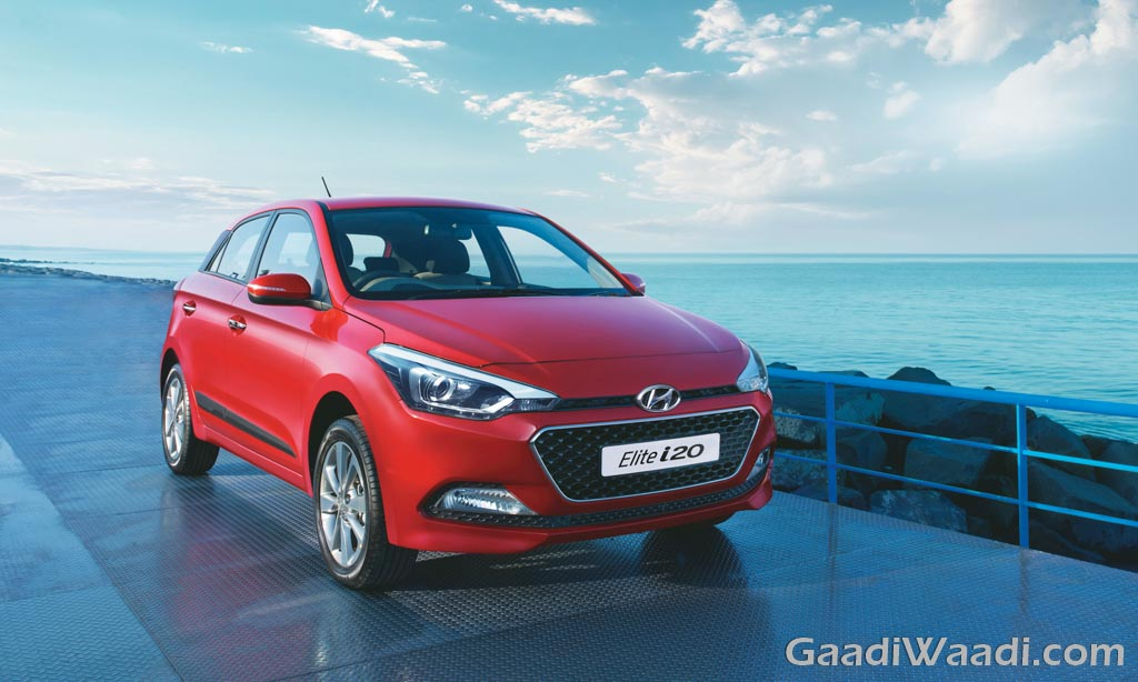 2016 hyundai elite i20 launched in india at starting price of rs lakh. Black Bedroom Furniture Sets. Home Design Ideas