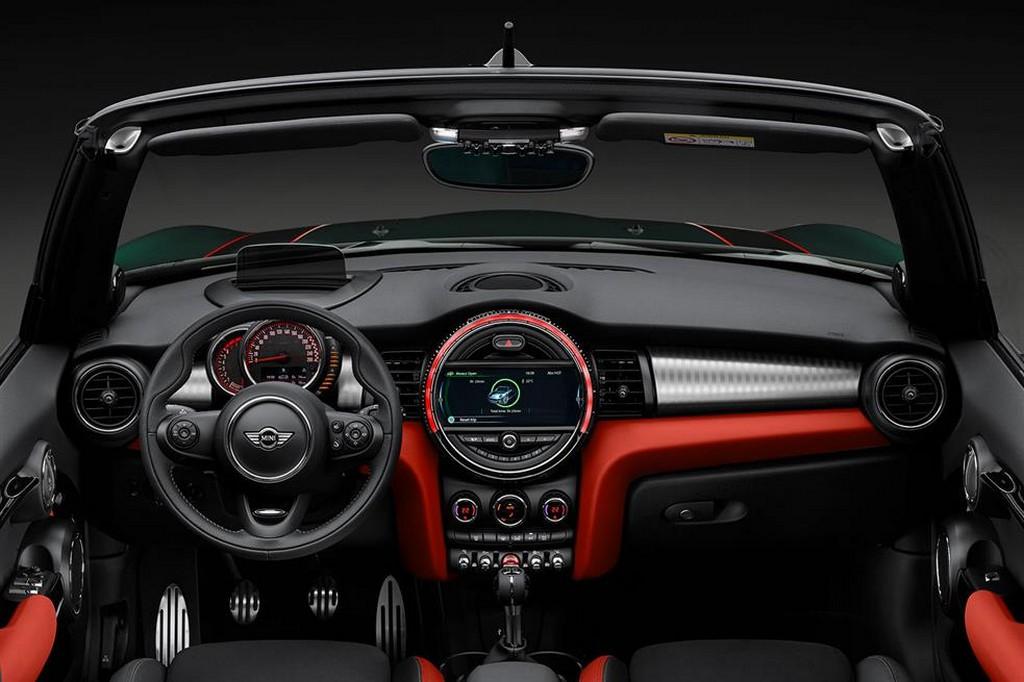 2016 Mini John Cooper Works Convertible Revealed