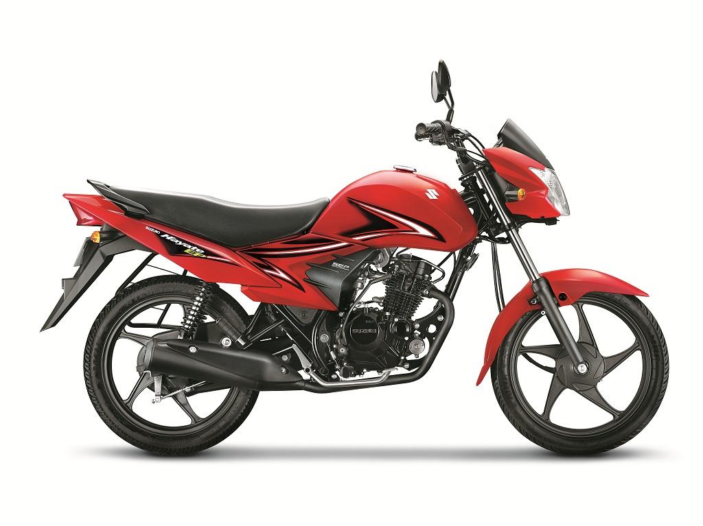 2016 Suzuki Hayate Ep Released Before Delhi Auto Expo