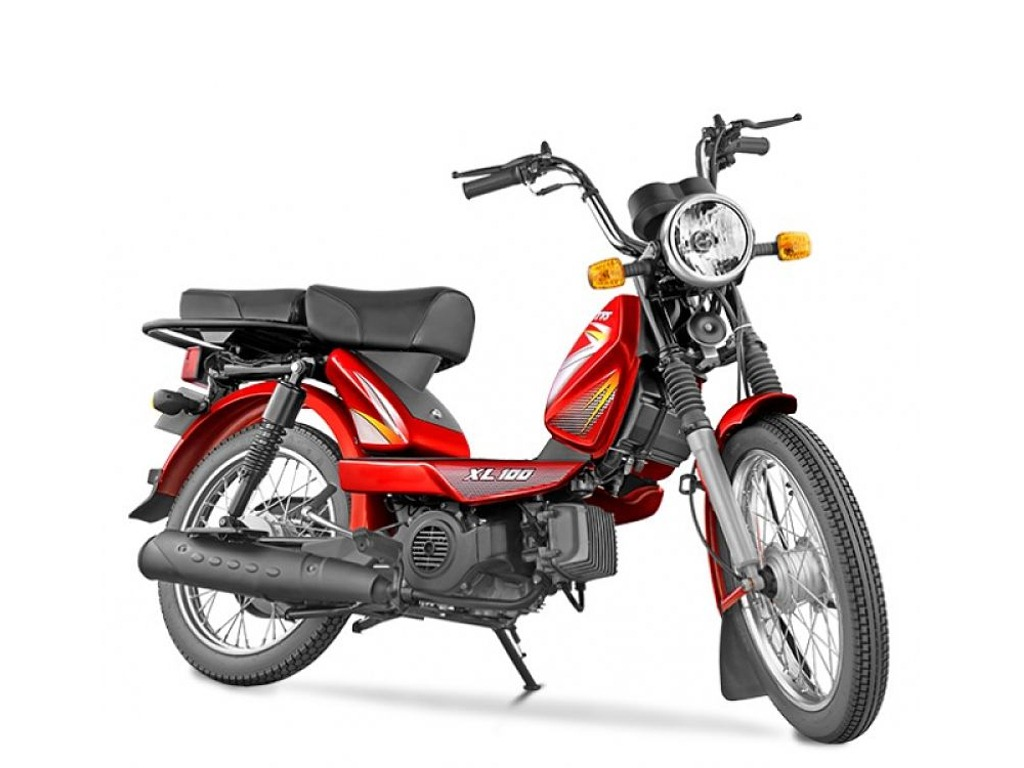 2016 Tvs Xl 100 Launched In Tamil Nadu At Rs 29 539