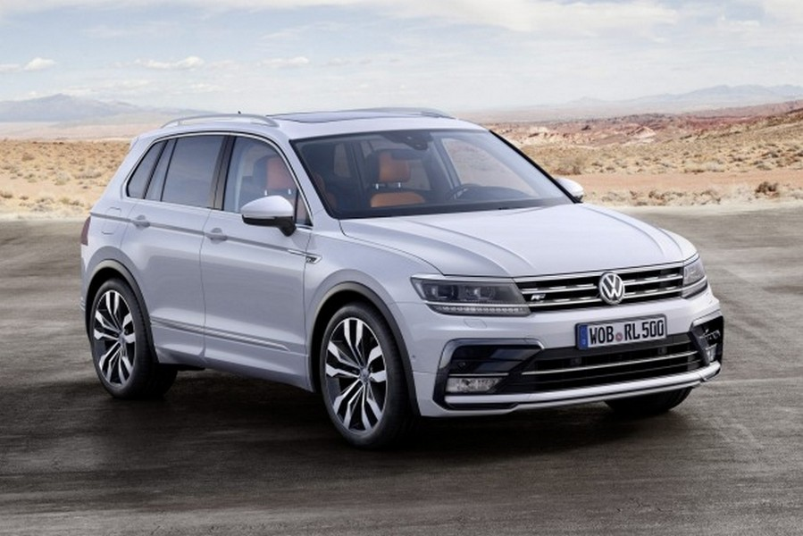 Volkswagen To Reveal India Specific Compact Sedan Tiguan