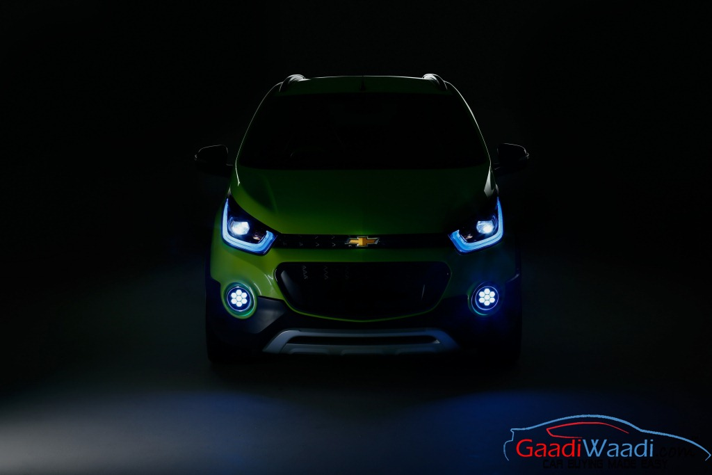 2017 Chevrolet Teaser Photo