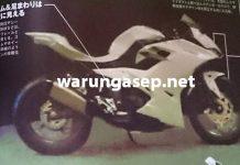 2017 Kawasaki Ninja 250R Spied (1)