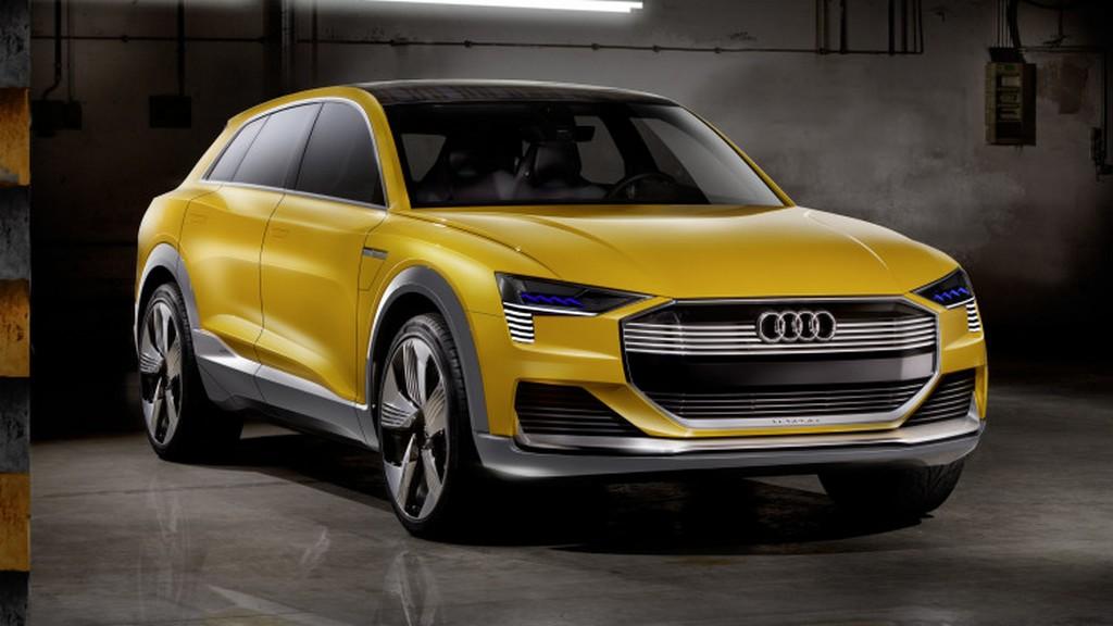 Audi H Tron Concept